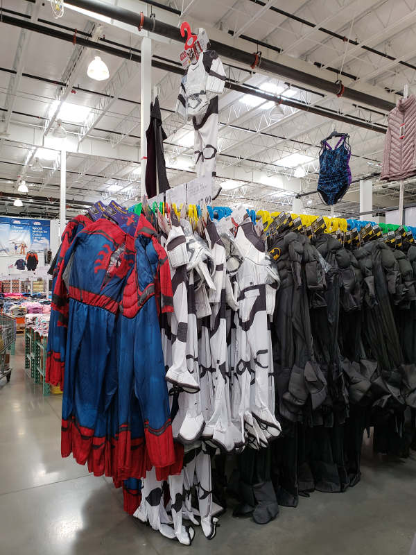 Costco kids costumes