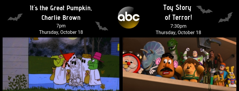 ABC Halloween Cartoons 2018