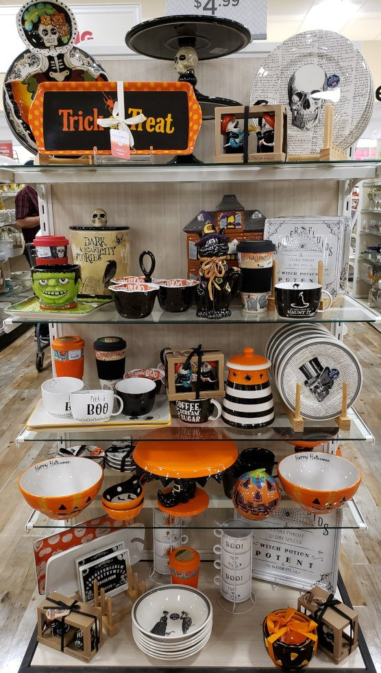 Halloween Kitchen Items