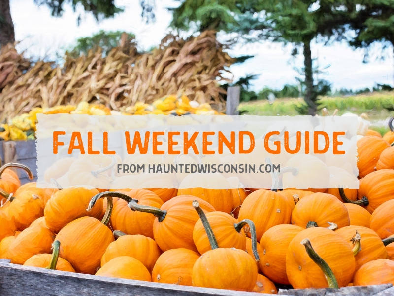 Fall Weekend Guide: September 12-15 	- Friday the 13th Full Moon Edition