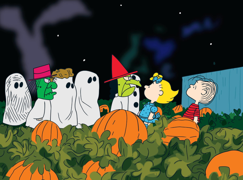 'It's the Great Pumpkin, Charlie Brown' returns to broadcast TV