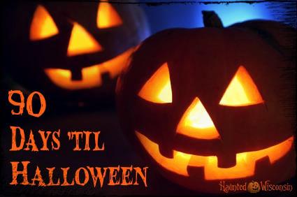 90 Days Until Halloween