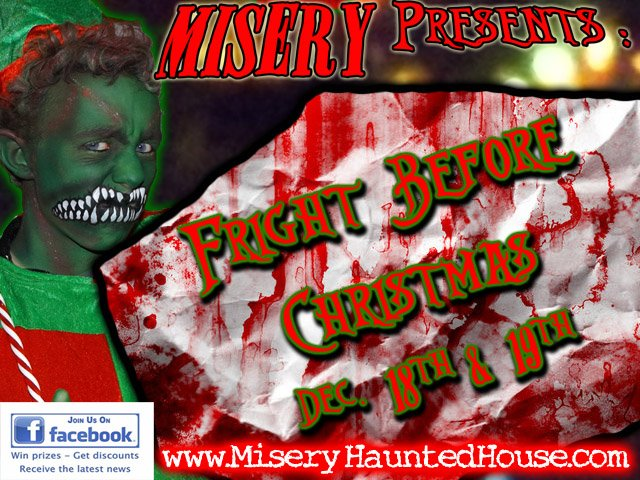 Fright Before Christmas 2015