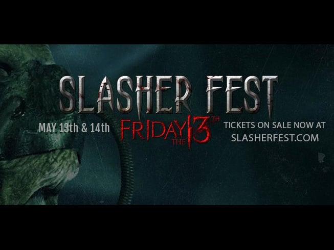 Slasher Fest Logo