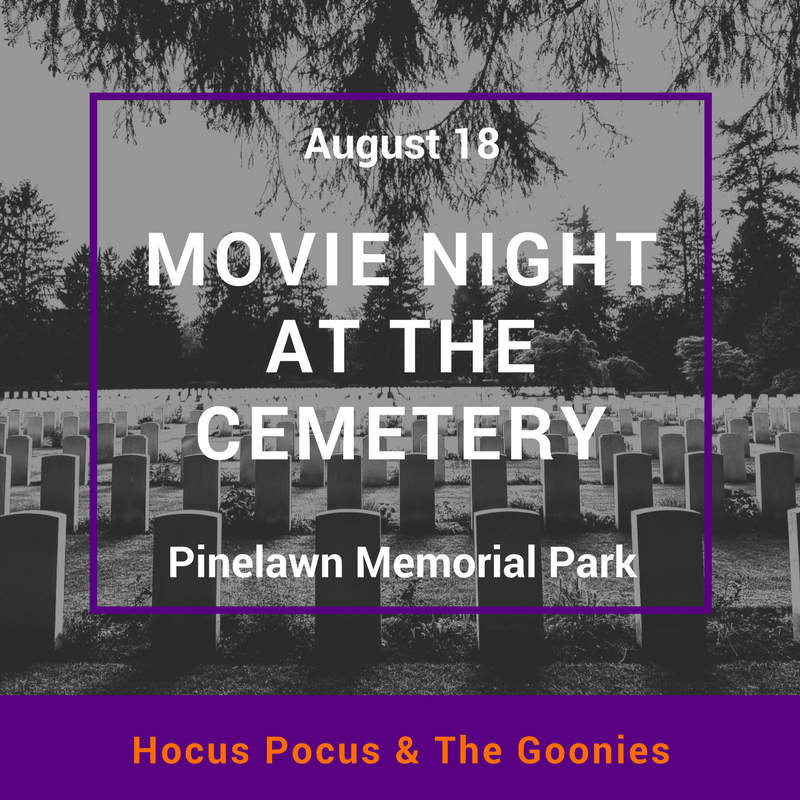 Movie Night at Pinelawn Memorial Park