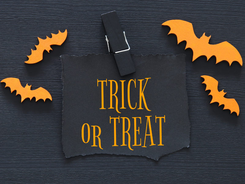 "Halloween or ""Trick or Treat Day"""