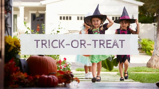 2017 Trick-or-Treat Dates and Times