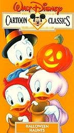 Walt Disney Cartoon Classics: Halloween Haunts