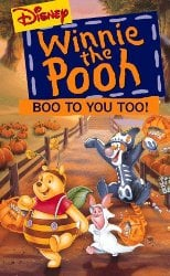 Winnie the Pooh - Boo to You Too!
